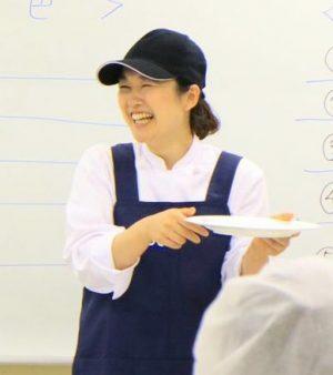 関西HC運営指導部 関西調理師学校 卒 秋吉 瑠美