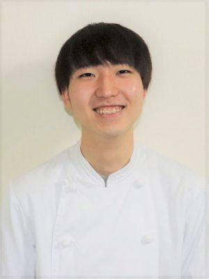 病院勤務 北海道中央調理技術専門学校 卒 青柳 将士