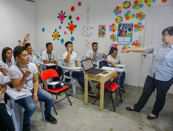 【ストーリー】介護現場と東南アジアの想いをつなぐ──ONODERA USER RUNの人財教育