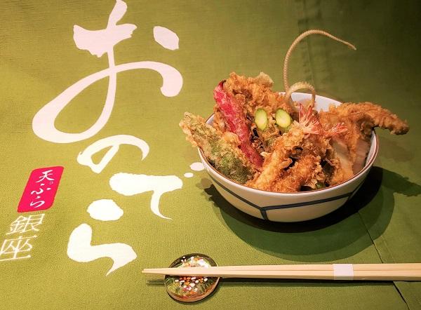 【メディア掲載】「天ぷら 銀座おのでら」を「食楽web」にご掲載いただきました