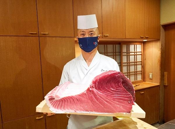 【Press Release】豊洲市場マグロ初競り、ONODERA GROUPが一番マグロを最高値で落札!