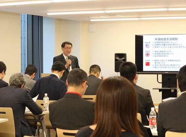 【HACCP】安全のために、固いチームワークの構築へ――LEOC専務執行役員・池田 直人