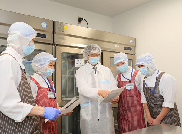 【HACCP】一緒に前へ進む――LEOC栄養・衛生統制本部部長・戸張 修