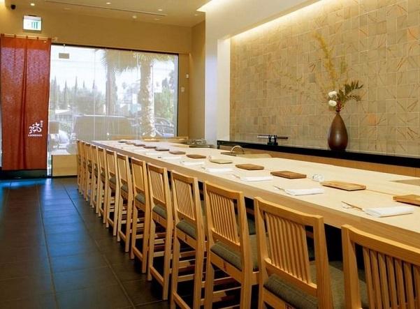 「鮨 銀座おのでら」ロサンゼルス店が「ミシュランガイド カリフォルニア2021」で2つ星を獲得