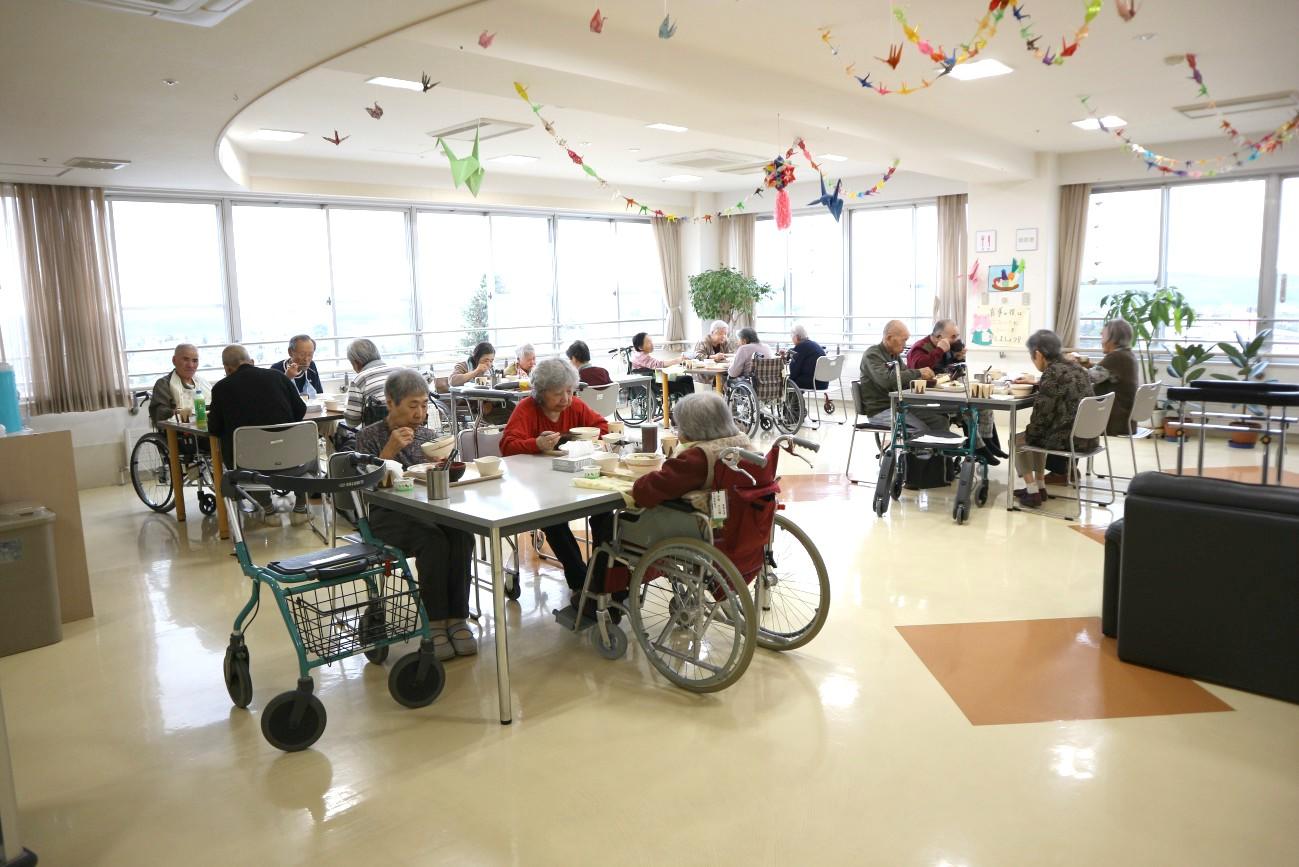 社会福祉法人きたみ北尽会<br>介護老人保健施設 緑風