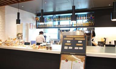 LEOCのオリジナルカフェ「03 cafe」が東京バーゲンマニアで紹介されました